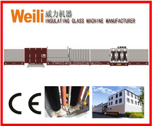 hot sale double glazing machinery /glass washing and assembly line with better price