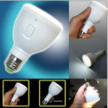 Rechargeable LED Home Emergency Light Bulbs