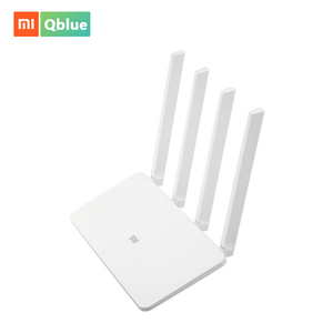 Original Xiaomi Mi WIFI Router 3C 64 RAM 802.11N 2.4G 300Mbps Smart APP Control Band Wireless Routers Repetidor
