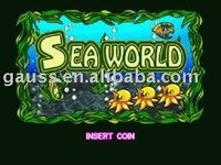 GSE-626A VGA Touch Game PCB or Machine_Sea World