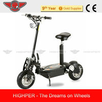 "2013 1000w Electric Scooter 12"" Wheel for Adult Use Model HP107E-B"