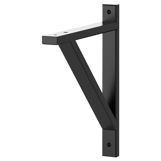 Customized metal enclosed wall bracket