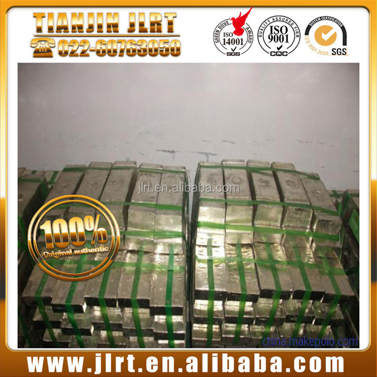 Best quality factory price 99.99% high pure tin ingot for sale