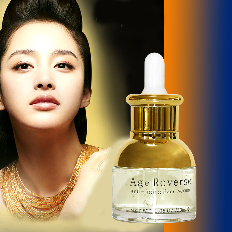 OEM anti-aging longevity serum fragrance free face serum for aging care