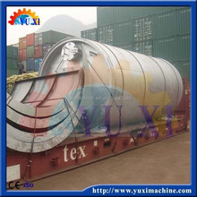 2015 innovative design of China Waste Engine Oil Refinery with Alibaba trade assurance