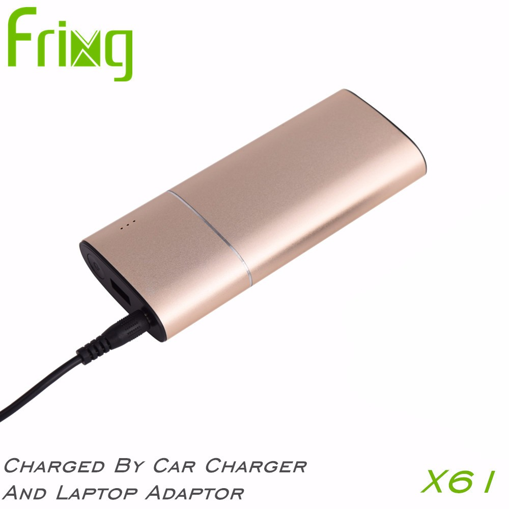 mobile phone power supply quick charge power bank 6000mah