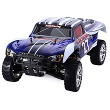 HSP 94063 Rally Racing RC Monster Truck 1/8 Electric Powered Brushless 4X4 Off-Road RTR Car 3300KV Motor