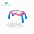 reusable magnetic drawing board desk toy educational for kids