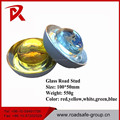 hot sale strong resistance glass road stud equipment