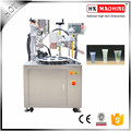 Semi Automatic Toothpaste Cosmetics Cream Lotion Liquid Soft Tube Filling and Sealing Machine