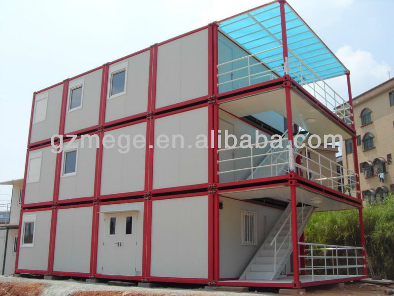 modular prefabricated steel container buildings