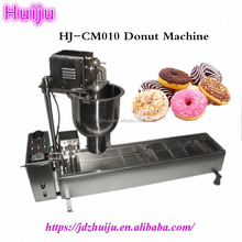 the commercial automatic doughnut machine/ mini yeast Donut Making Machine for sale HJ-CM010