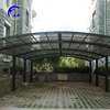 High Quality Carports Garages With Polycarbonate