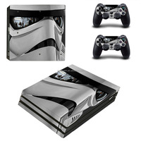 Latest design skin for ps4 playstation 4 pro controller console decal
