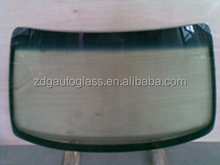 automotive front windshield glass