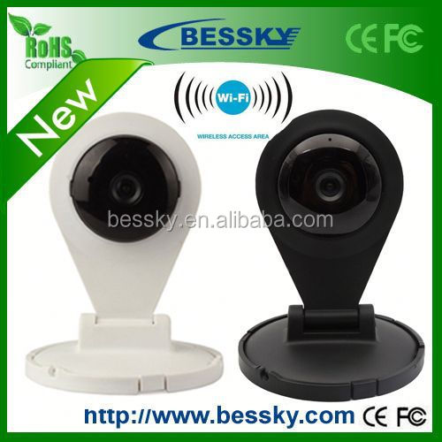 P2P ONVIF 720P Two-way audio wifi home IP camera you tube videos