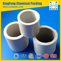 Ceramic Raschig Ring with Excellent Heat Resistance