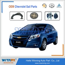 All Original quality Chevrolet Sail auto car spare parts since 2008 year