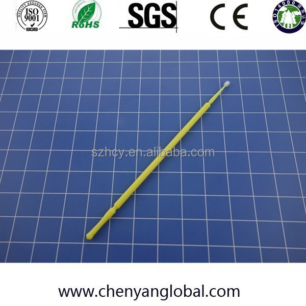 Laboratory mat mouth swab