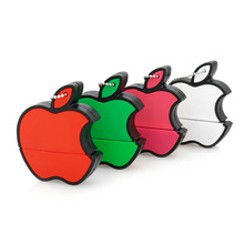 New pendrive usb 64gb flash drive 4g8g16g32g usb flash Fruit Series Apples pen drive USB2.0 memoria usb free shipping flash card