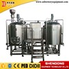 Electric Heating Turnkey 500l Mini Brewery