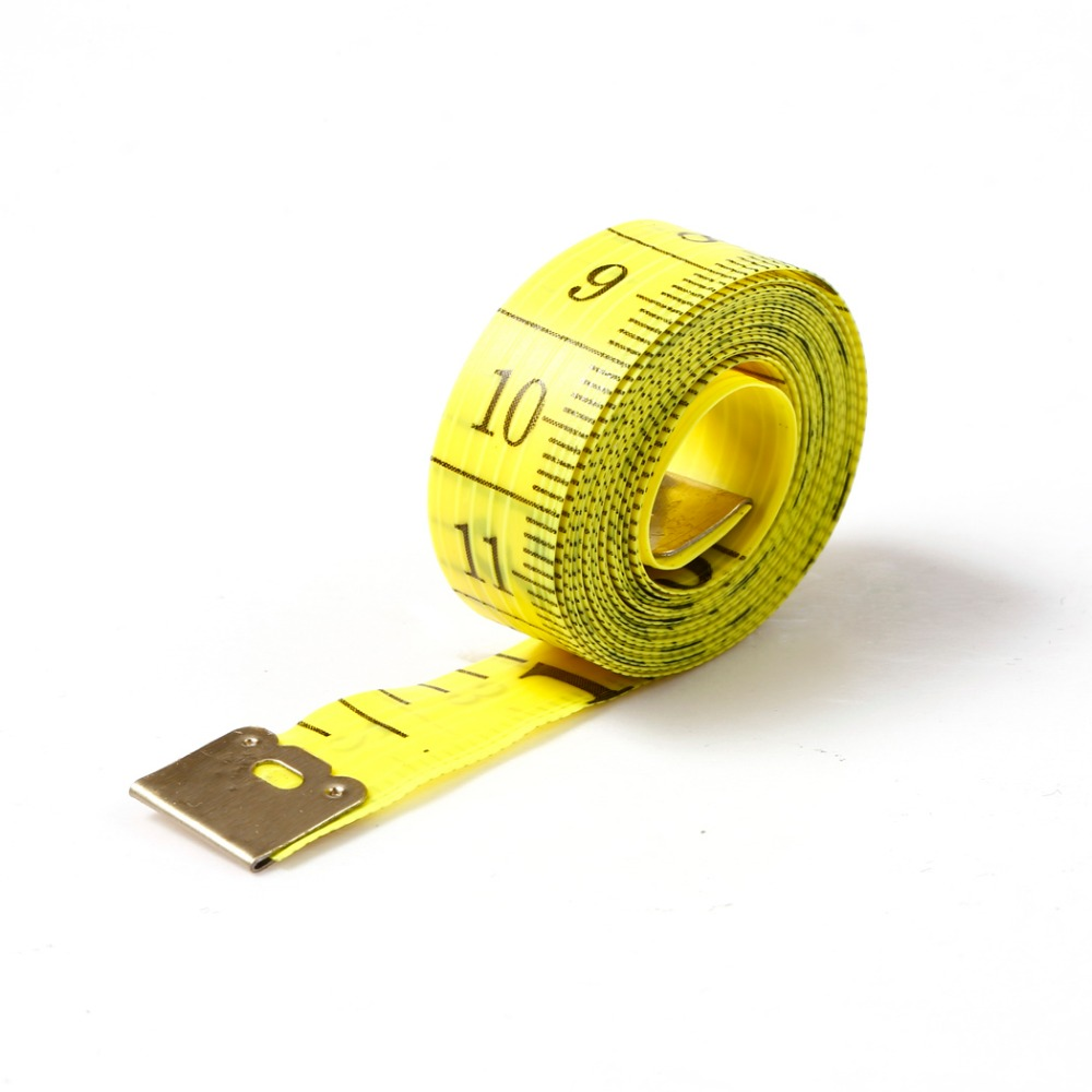Soft Flat Measure Ruler Sewing Cloth Tailor Measuring Tape