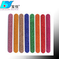 premium colorful nail file