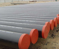 ERW welded steel pipe for gas/oiled/water/construction / Line Pipe