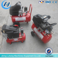 Portable small direct driven piston 24L 2HP Air compressor