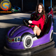 Indoor & outdoor theme park rides electric bumper cars battery operated cars for kids