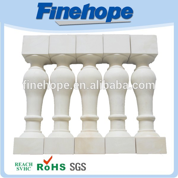 Polyurethane building material indoor china suppliers pillar cover