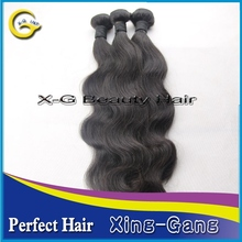 Best selling hair extension 100% remy malaysian fake hair