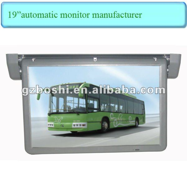 19 inch bus screen for fun