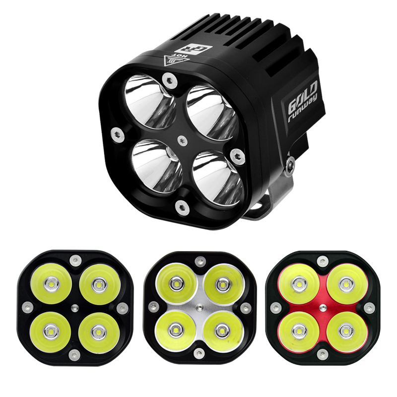 GR 40w led motorcycle head light, led fog light for motorcycle/electric bike/bicycle/off road