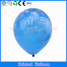 factory inflatable balloons and party needs balloons birthday blue