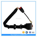 Auto retractable 3 points seat belt cars safety belts
