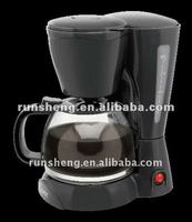 1.2L drip coffee machine/12 cup coffee maker/electric coffee maker