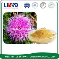 Health Product Organic Quality Milk Thistle Extract
