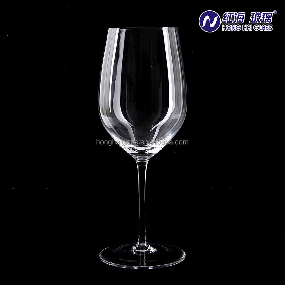 6 in set mouthblown dulexe lead free crystal glasses red wine glass bordeaux or white wine goblet wedding server set 0075B