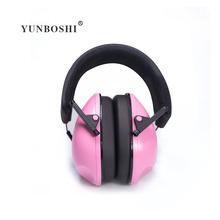 Cute Headband Baby Hearing Protection Earmuffs Soundproof Earmuff For Hearing Protection