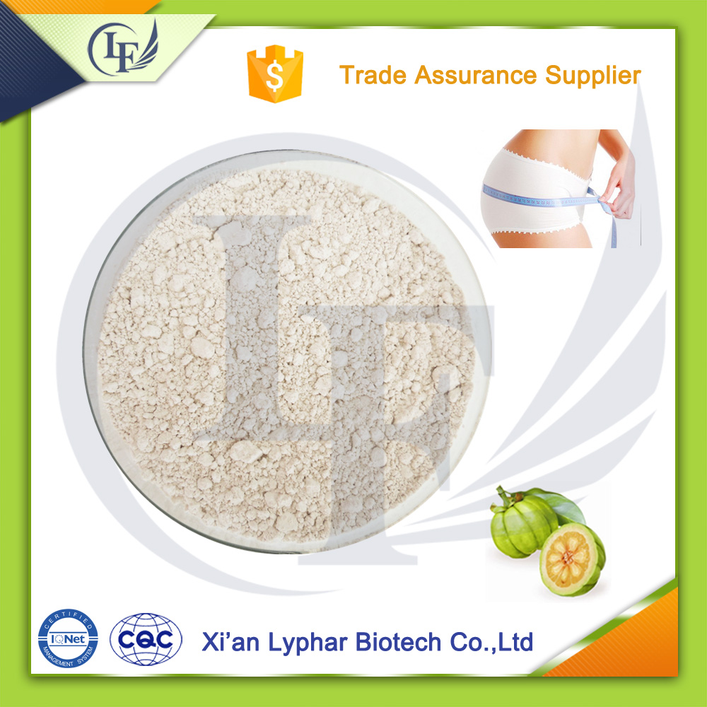 ISO Manufacturer Supply Organic Garcinia Cambogia Extract Powder