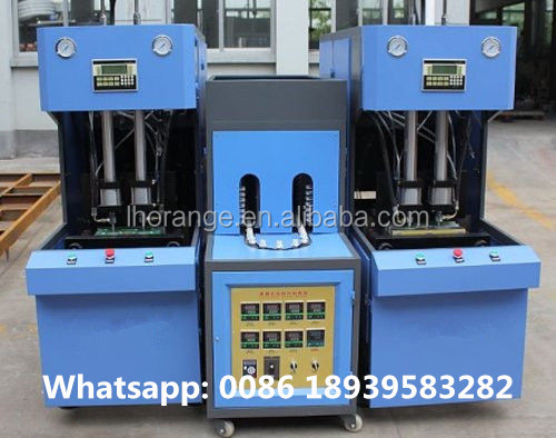 200ml 350ml 500ml 1L 2L 3L 5L high quality pet plastic bottle making machine price