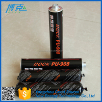 urethane adhesive windscreen rubber sealant with high performance