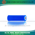 li-ion 3.8v battery 18650/high performance/1000-2600mah cusotm made in china