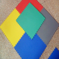 heavy duty working desgin pvc floor mat