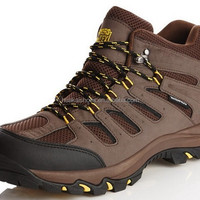2015 Waterproof Hiking Shoes Men Trekking