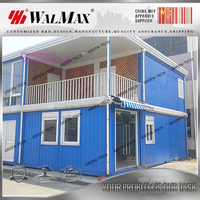 CH-DS047 cheap prefab modular container hotel of modular house