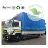 High Quality Low Cost Tarpaulin Curtain Side Van Body For Sale
