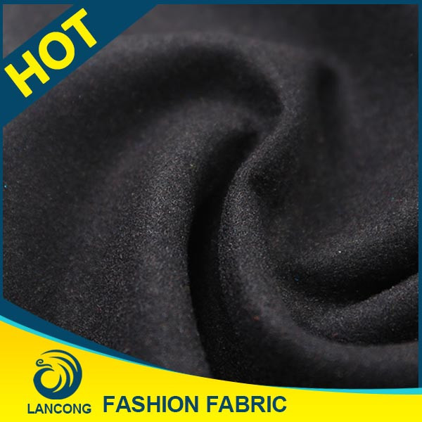 Famous Brand for garment Attractive 100% melton wool fabric