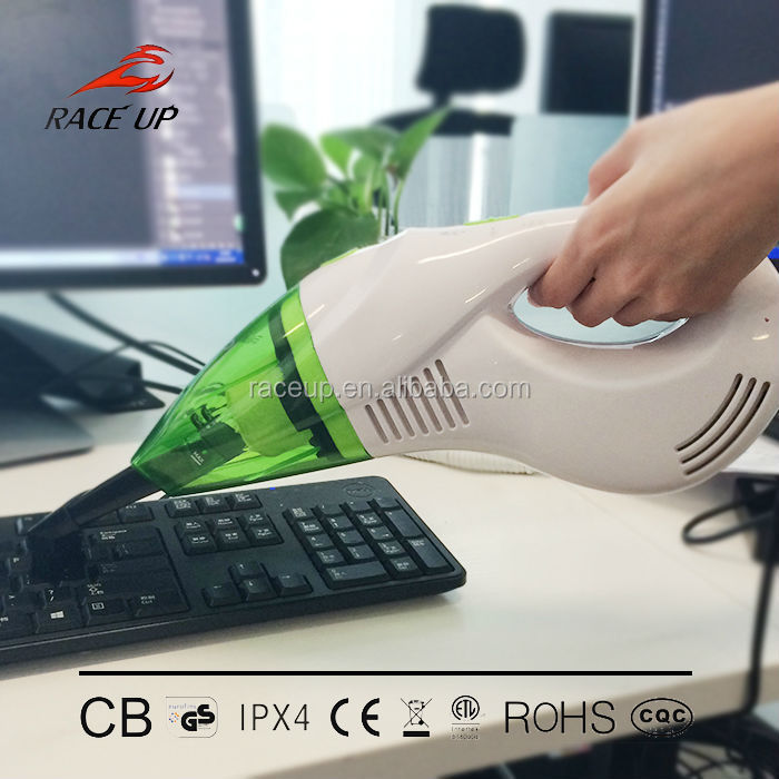 Big dust Capacity car handheld colourful vacuum cleaner with ERP